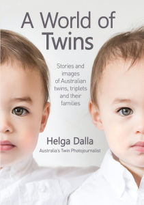 Helga Dalla © A World of Twins